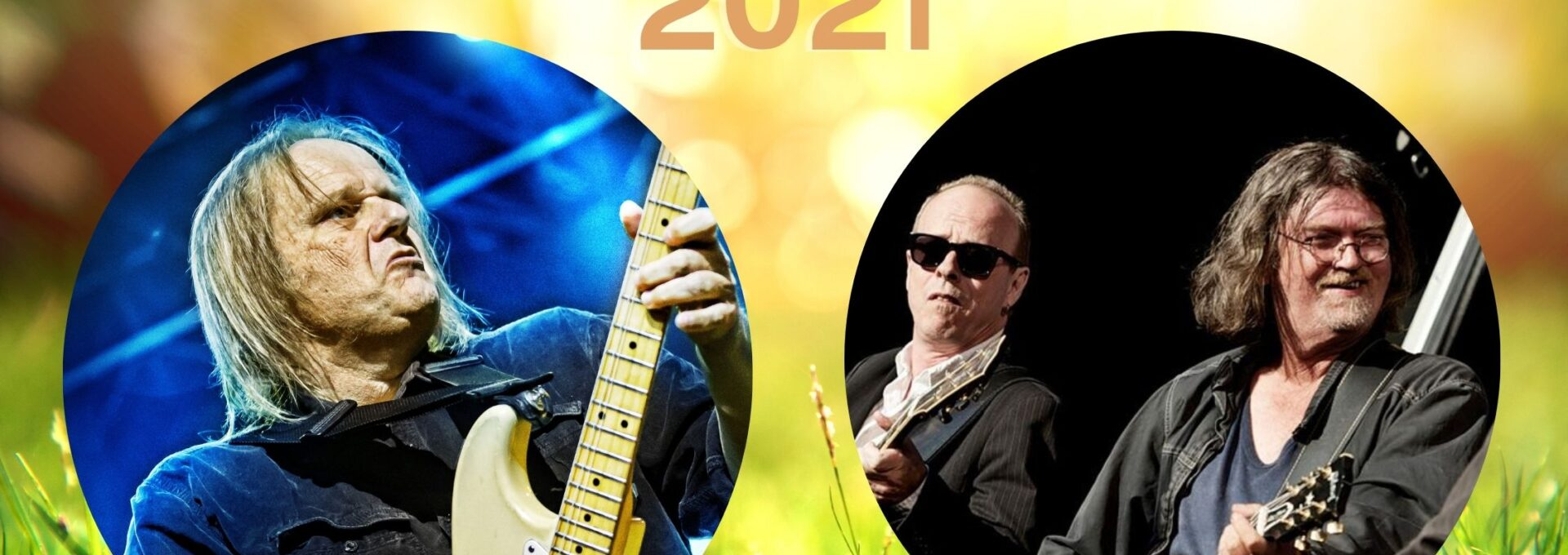 Walter Trout Band (US) & Johnny Madsen